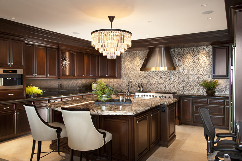 La Jolla Luxury Kitchen