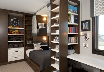 Hampton's Inspired Luxury Boy's Room 2